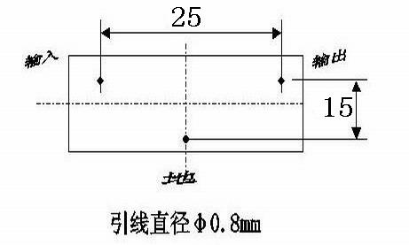 低频带通滤波器 filter-mf - 产品中心 - 鹏飞电子